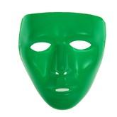 Супергерои и Злодеи - Маска Зеленое лицо