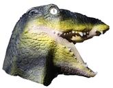 Динозавры - Маска зеленого Динозавра