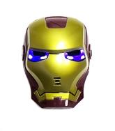 Железный человек - Маска Железного Человека детская