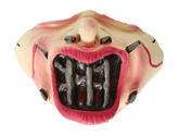 Грим для лица - Маска железный рот