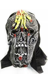 Латексные маски - Маска жуткого мертвеца