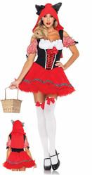 Красные шапочки - Маскарадный костюм красной шапочки
