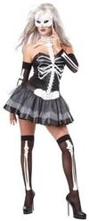 Скелеты и Зомби - Маскарадный костюм скелетона