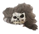 Скелеты и мертвецы - Маске черепа с волосами