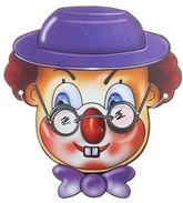 Смешные и Веселые - Маски клоун в шляпе