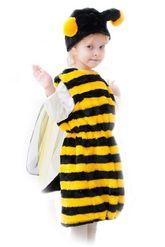 Пчелки и бабочки - Меховой костюм Пчелки