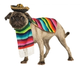 Костюмы для собак - Мексиканский костюм для собаки