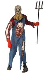 Скелеты и мертвецы - Костюм Мертвец-колхозник