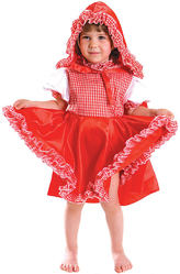 Красная шапочка - Костюм Милая Красная шапочка
