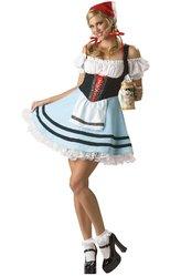 Баварские костюмы - Костюм Мисс с Октоберфеста