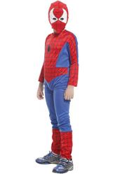 Человек паук - Костюм Молниеносный спайдермен