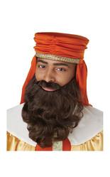 Борода и усы - мудреца