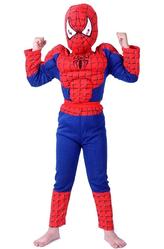 Человек паук - Костюм Мускулистый спайдермен