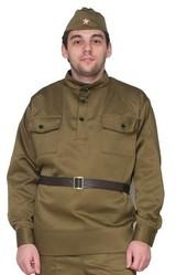 Профессии - Мужская военная форма