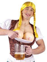 День смеха - Мужской костюм Баварской красотки