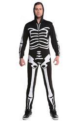 Страшные костюмы - Костюм Мужской скелет