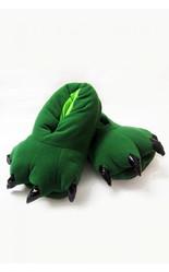 Монстрики - Мягкие зеленые лапы с когтями