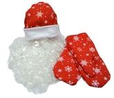 Костюмы на Новый год - Набор Деда Мороза