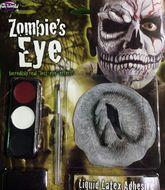 Скелеты и Зомби - Набор для грима без глаза