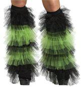 Аксессуары - Набор из тюли зеленый