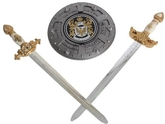 Рыцари - Набор мечей для рыцаря