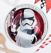 Звездные воины - Набор тарелок 8 шт Звездные войны