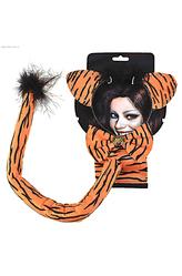 Животные и зверушки - Набор тигрицы из джунглей