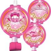 Принцессы и принцы - Набор язычков-гудков Моя принцесса