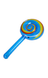 Аксессуары - Надувная игрушка Синий Леденец