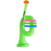 День смеха - Надувная труба