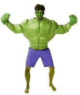 Супергерои и Злодеи - Надувной костюм Халка