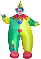 Надувные - Надувной костюм Клоун