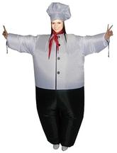 Официанты и официантки - Надувной костюм Повар