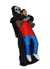 Надувные - Надувной костюм Захват смерти