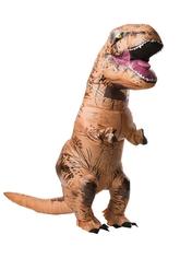 День смеха - Надувной взрослый костюм Ти-Рекса