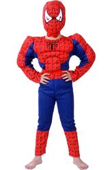Человек паук - Костюм Накачанный спайдер-мен