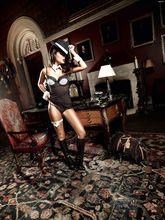 Женские костюмы - Неглиже в стиле гангста