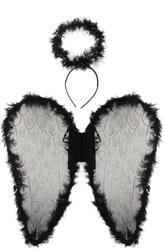 Крылья для костюма - Ночной ангел