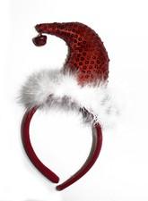 Костюмы на Новый год - Новогодний ободок Колпак Эльфа
