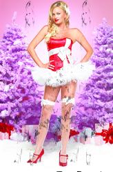 Рождество - Костюм Новогодний подарок
