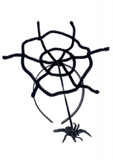 Ободок паутинка