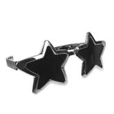 Ретро и Гангстеры - Очки гигант Звезды