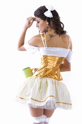 Немецкие костюмы - Костюм Официантка Октоберфест
