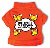 Костюмы для собак - Оранжевая футболка для собаки