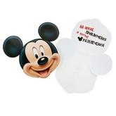 Микки и Минни Маус - Открытка-конверт Микки Маус