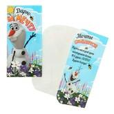 Снеговики - Открытка-конверт Снеговик из Холодного сердца