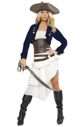 Отважная пиратка