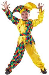 Клоуны и клоунессы - Костюм Озорной шут