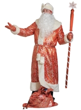 Дед Мороз - Парчовый костюм деда Мороза