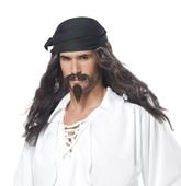 Борода и усы - Парик борода пирата